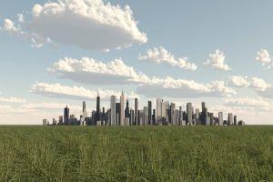 建物と土地