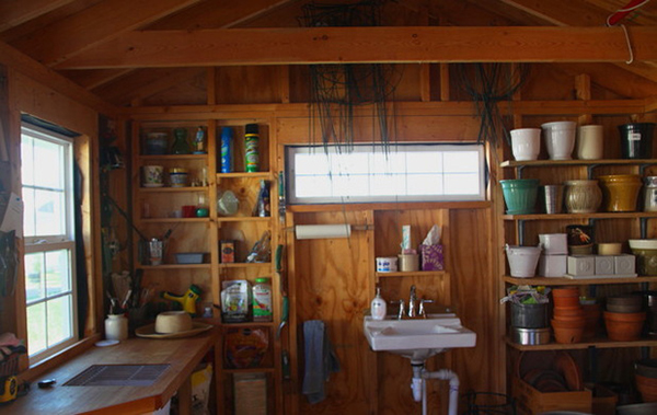 How To Transform Your Backyard Storage Space Into A