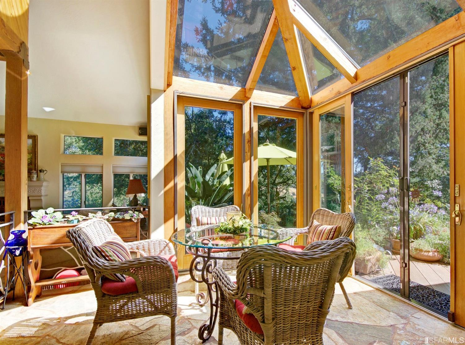Whimsical Estate in Santa Rosa Sits On 30 SunFilled Acres