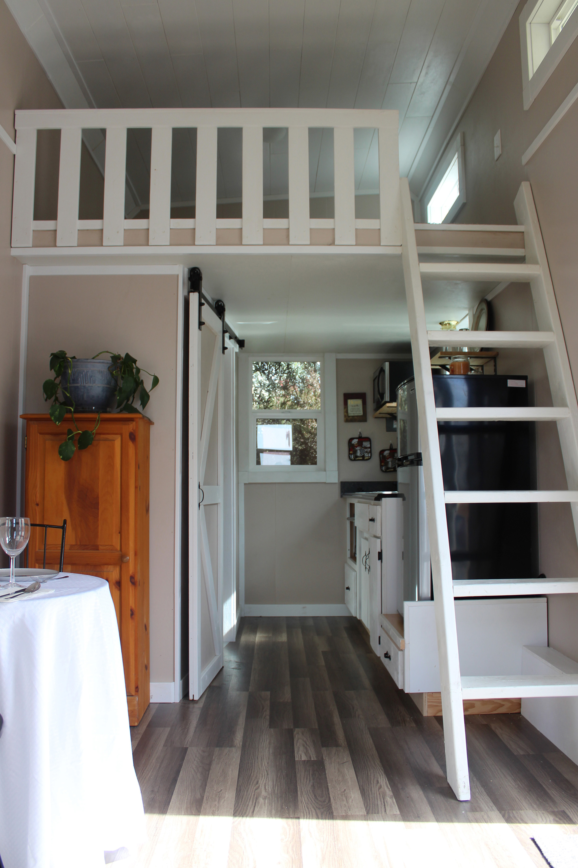 Brand New Tiny House In Santa Rosa Being Raffled Off For