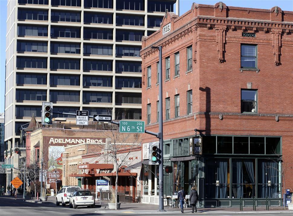 Downtown Boise Restaurants 8th Street