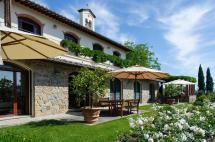 Tuscan Chianti Estate Luxury Home In San