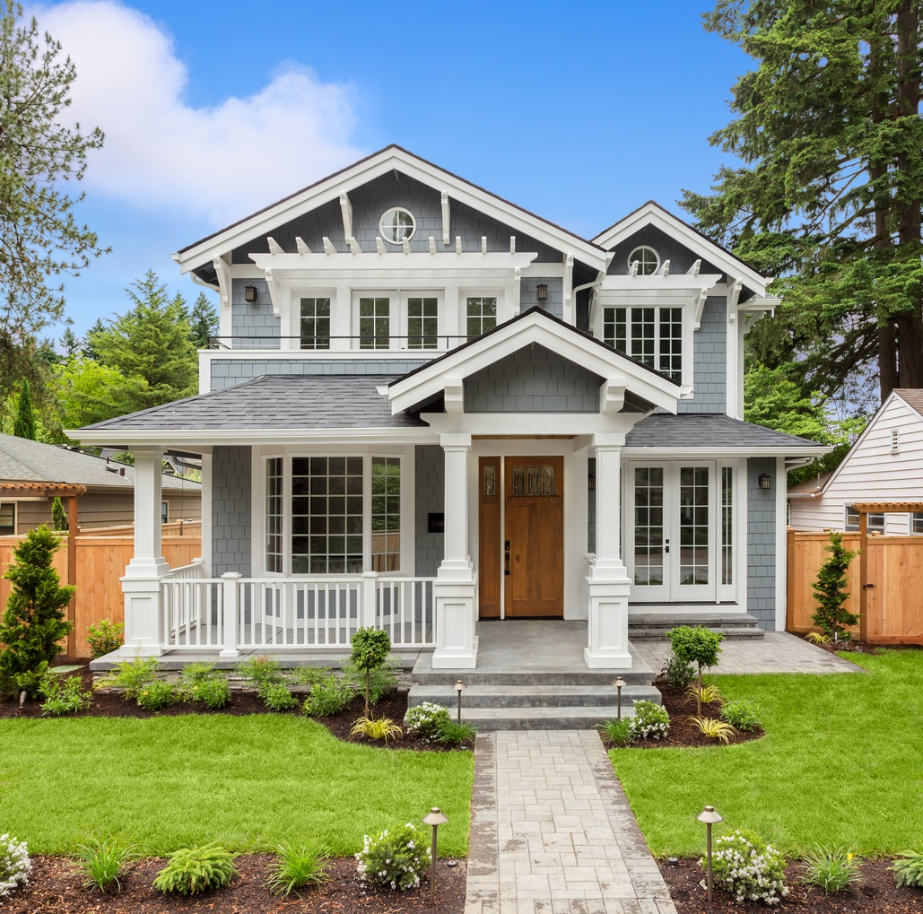 Paint A Portland Home Exterior This Color  Sell For More