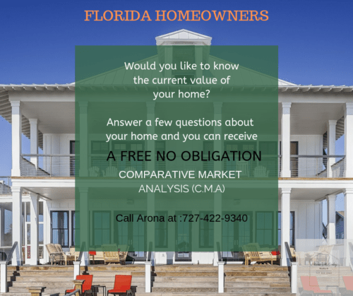 COMPARATIVE MARKET ANALYSIS HOMES IN TAMPA FL