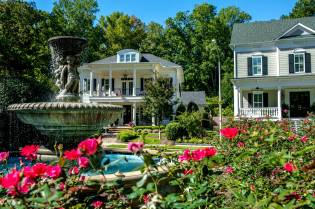Madison Park - Unique community in North Raleigh