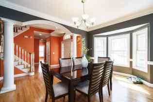 005_Presented by MORE Real Estate_405 Braswell Brook Court_Dining Room