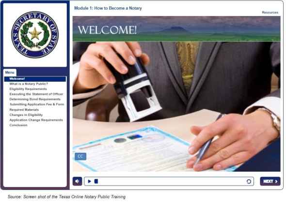 How to Become a Notary Loan Signing Agent in Texas ...