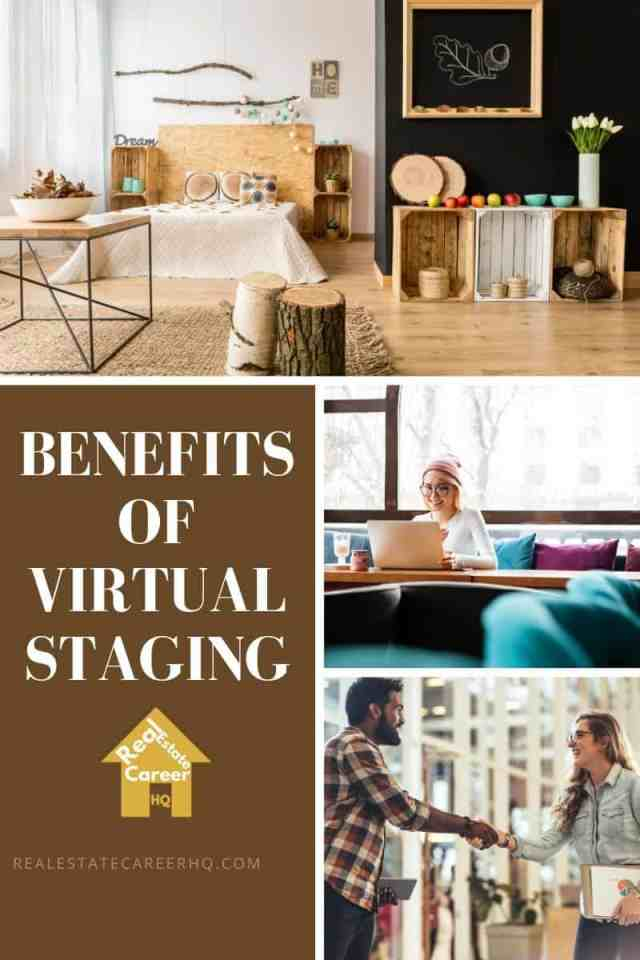 key benefits of virtual staging