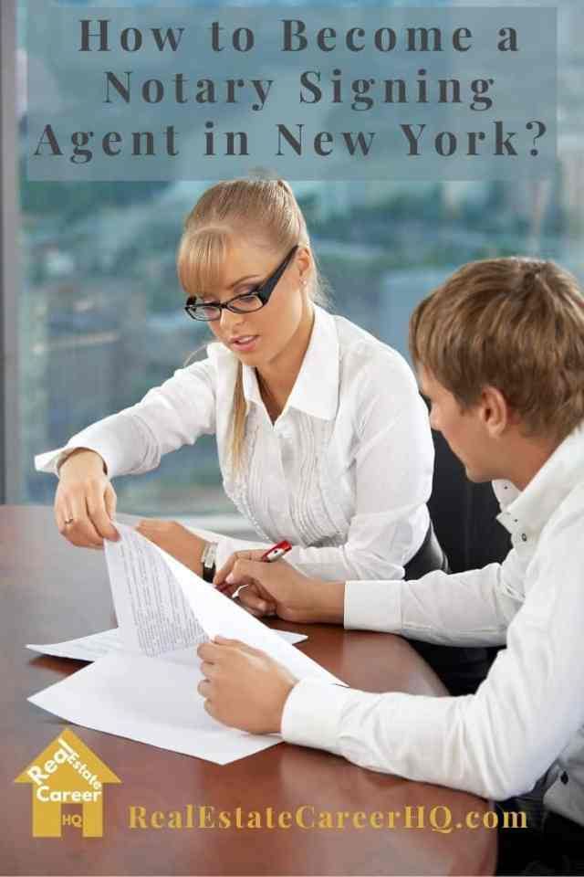 5 Steps to Become a Notary Loan Signing Agent in New York