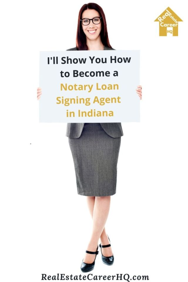 7 steps to become a notary signing agent in Indiana