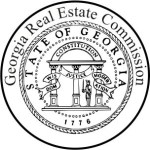 Georgia Real Estate Commission logo