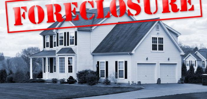 Foreclosures at Lowest Level Since 2005