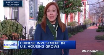 Chinese Buyers Expand their Reach in American Housing Market