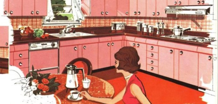 Groovy House Designs from the 60s