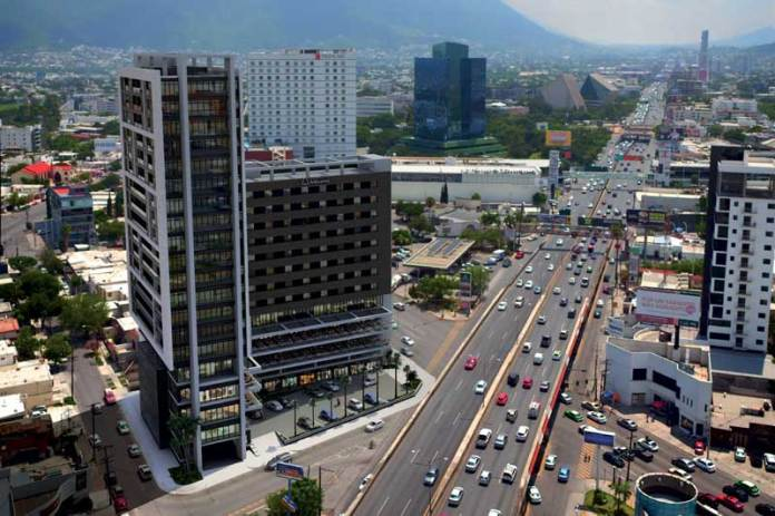 Real Estate Market & Lifestyle, Real Estate, Mortgage Credit, Housing prices, real demand chords, Shiro Tower, Monterrey. Real estate costs increased 8.68%.