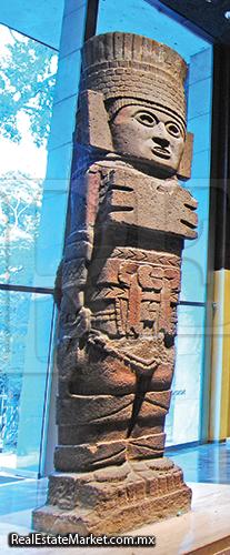 Guardianes de la historia Museo Nacional de Antropologa