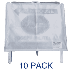 Real Estate Sign Covers - 10 pack
