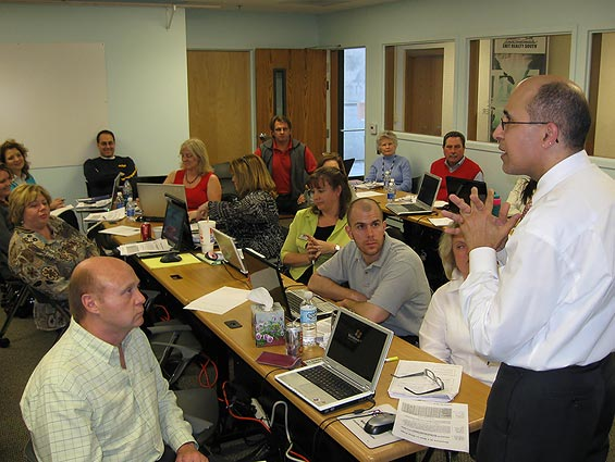 Charlotte Real Estate Blog Training - Feb 12th, 2009 - Exit Realty South