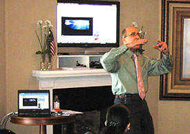 Lexington Columbia Real Estate Blogging Strategy Training March 2009