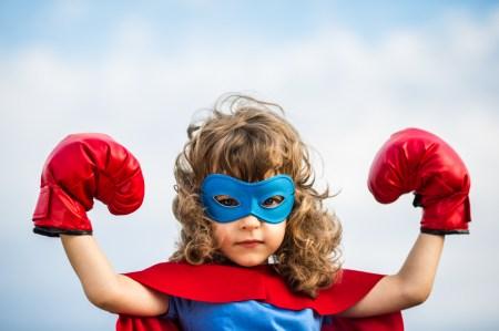 Bellingham little super hero