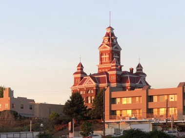 Downtown Bellingham Whatcom Museum