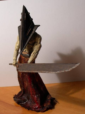 Pyramid Head Movie Version Real Fabrication