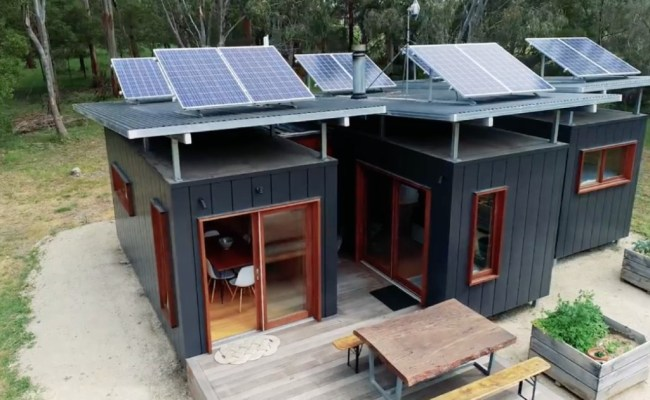 3 X 20ft Shipping Containers Turned Into An Amazing