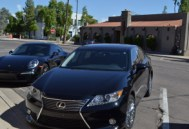 Auto Glass Glendale Lexus windshield Replacement and Repair.