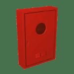 Abrigo para hidrante sobrepor