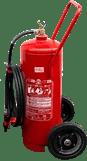 Extintor de incêndio tipo carreta espuma mecânica 50 litros