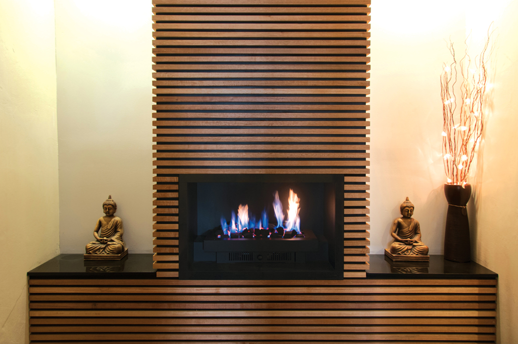 Elegance Gas Fireplace  Real Flame Gas Fires Melbourne