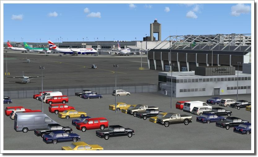 mega airport boston logan