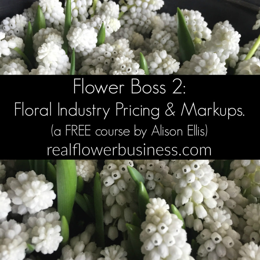 free floral industry training