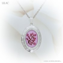 Limu Locket (Lilac)