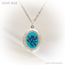 Limu Locket (Light Blue)