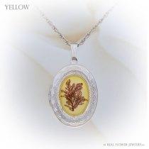 Limu Locket (Yellow)