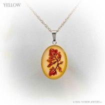 Limu Pendant (Yellow)