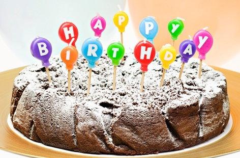 Chocolate Birthday Cake Tesco Real Food