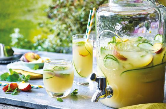 Apple And Cucumber Gin Cocktail | Gin Recipes | Tesco Real Food