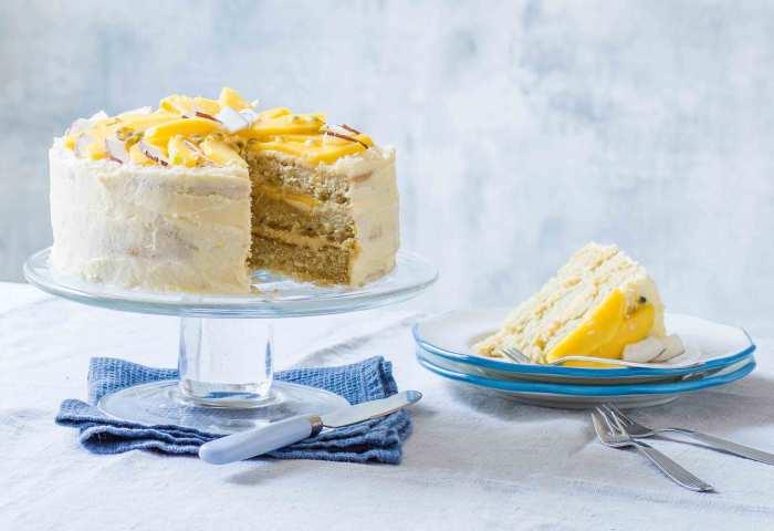 Vegan Birthday Cake Recipe Tesco Real Food