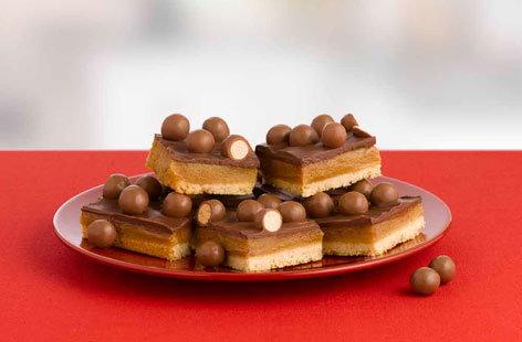 Maltesers millionaire's shortbread | Tesco Real Food