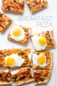 Breakfast Pizza via Real Food by Dad