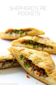 Shepherds Pie Pocket by Real Food by Dad