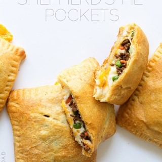 Shepherd's Pie Pockets