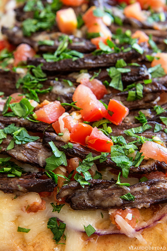 how to cook thin sliced carne asada