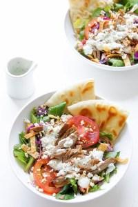 Grilled Lamb Bowls via Real Food by Dad