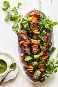 Killer Beef Kabobs Real Food by Dad