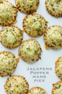 Jalapeno Popper Hand Pie with Real Food by Dad