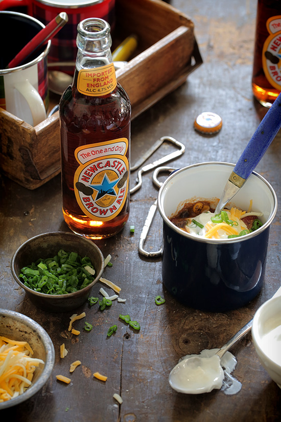 Easy Weeknight Chili via Real Food by Dad