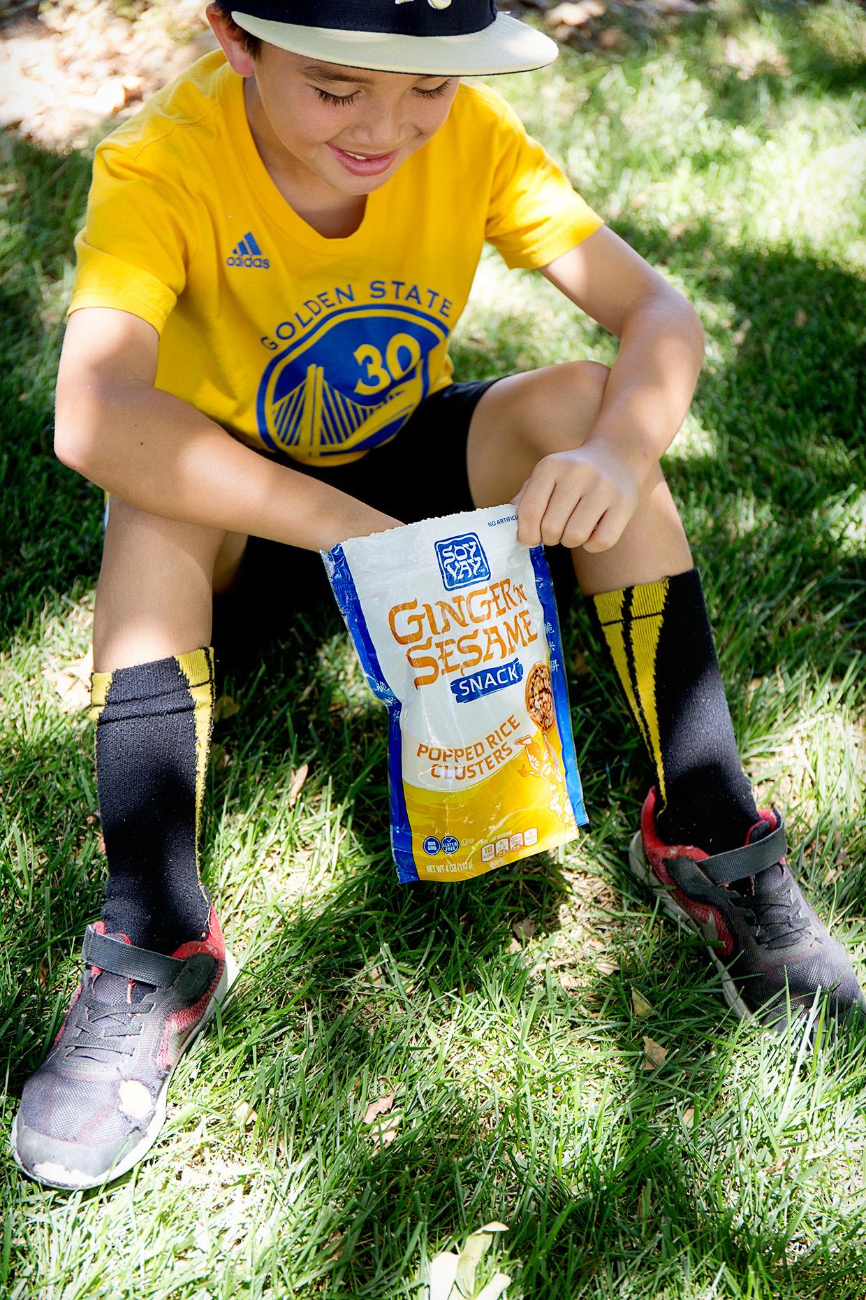 Cole Ginger Sesame